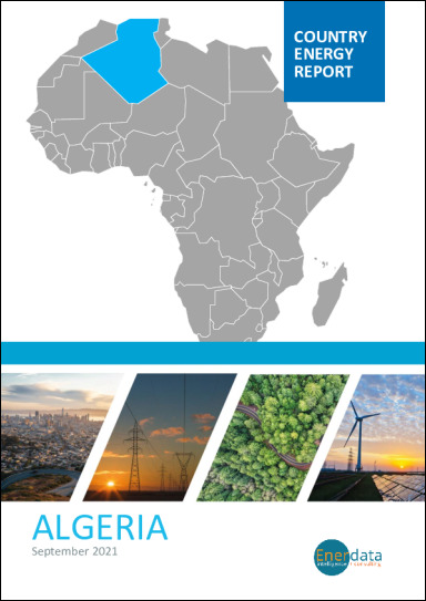 Algeria energy report