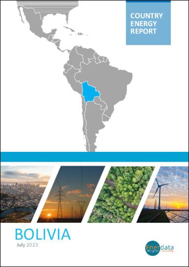 Bolivia energy report