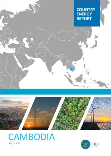 Cambodia energy report