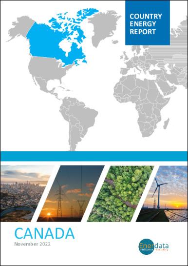 Canada energy report