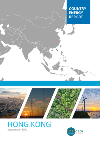 Hong-Kong energy report