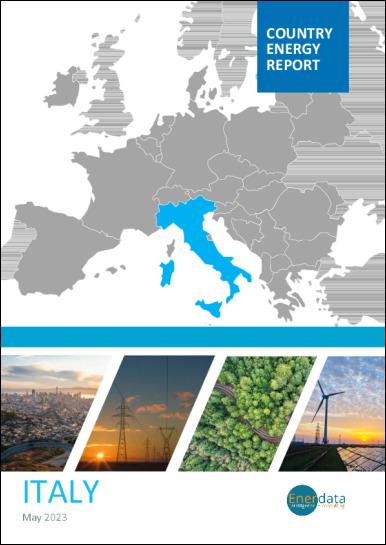 Italy energy report