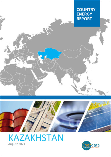 Kazakhstan energy report