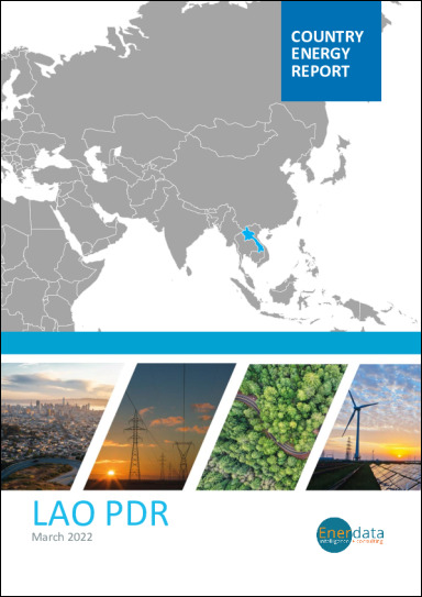 Lao PDR energy report