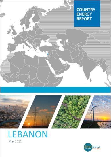 Lebanon energy report