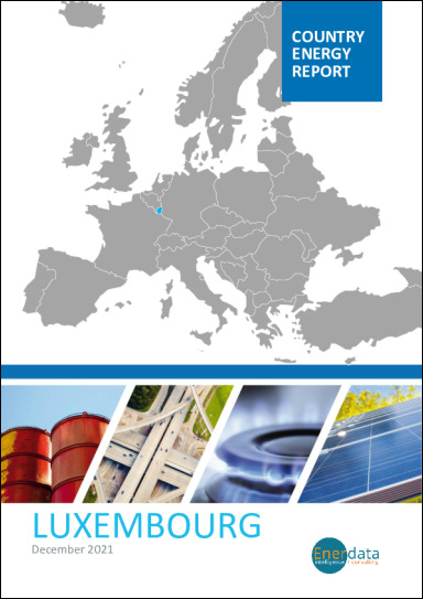 Luxembourg energy report