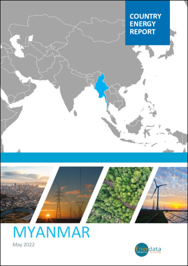 Myanmar energy report