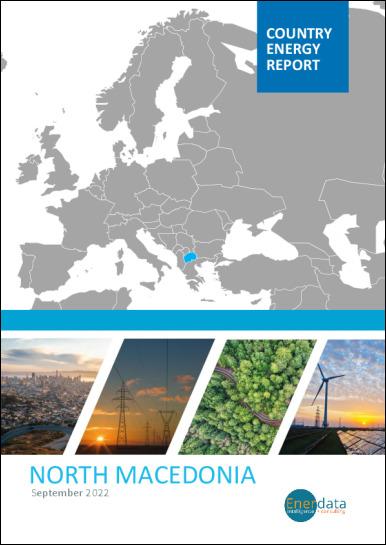 North Macedonia energy report
