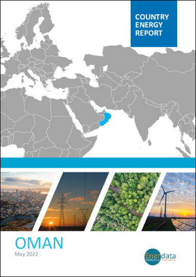 Oman energy report