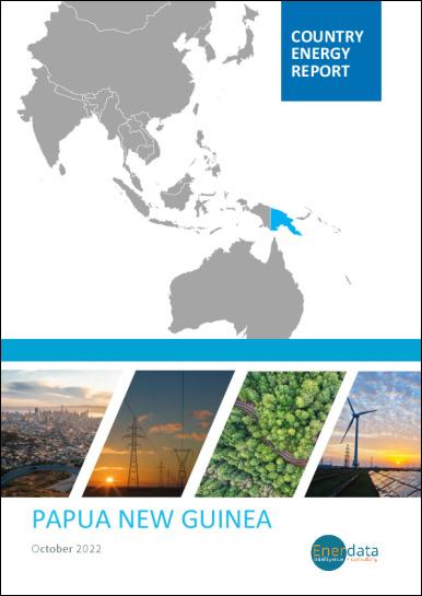 Papua New Guinea energy report