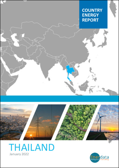 Thailand energy report