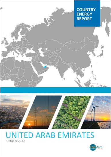 United Arab Emirates energy report