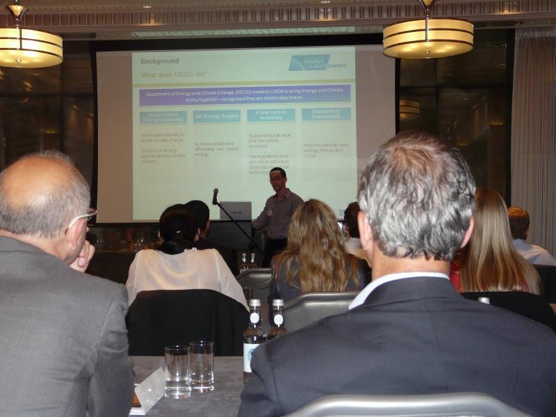 2011 DECC Enerdata Conference