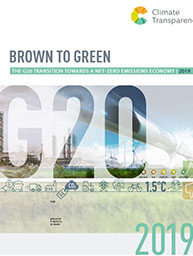 Climate Transparency - Brown to Green