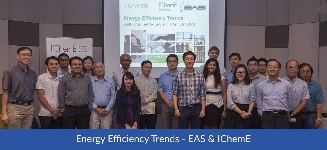 Energy Efficiency Trends - EAS - IChemE