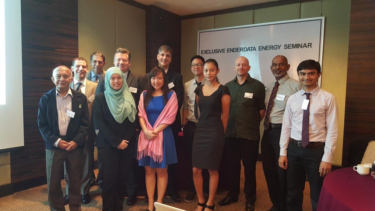 Energy Seminar in Kuala Lumpur