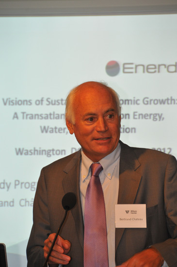 Enerdata speaks at EU-US summit