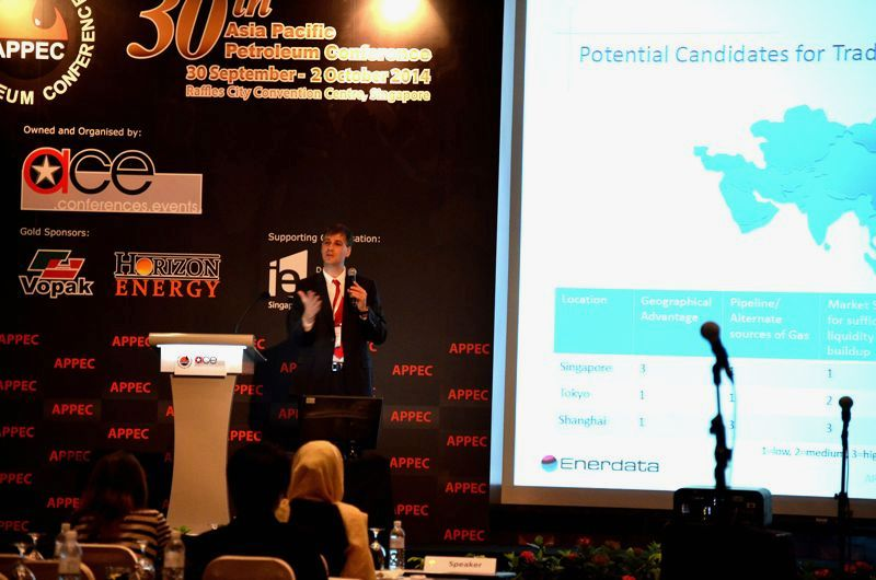 Gas Trading Conference Singapore