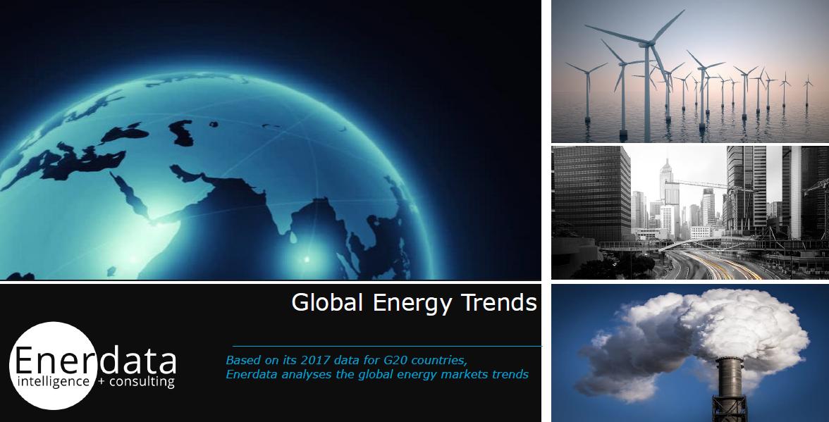 글로벌 에너지 트랜드 2018