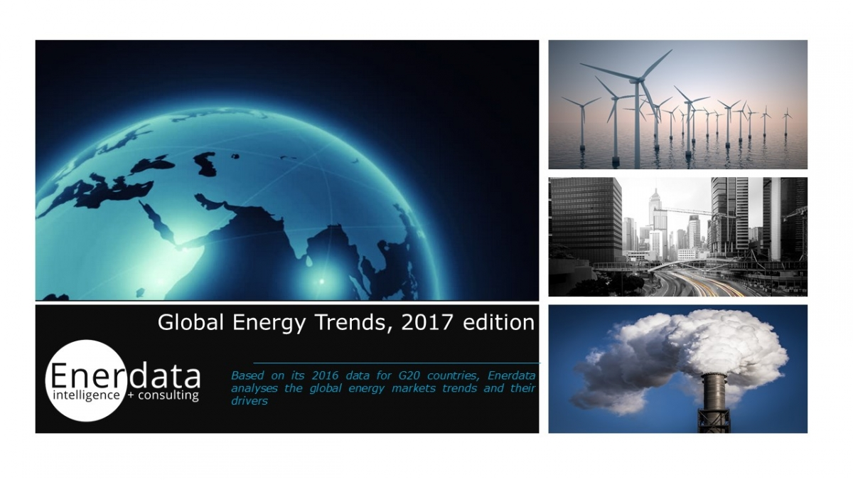 global energy trends, 2017 edition