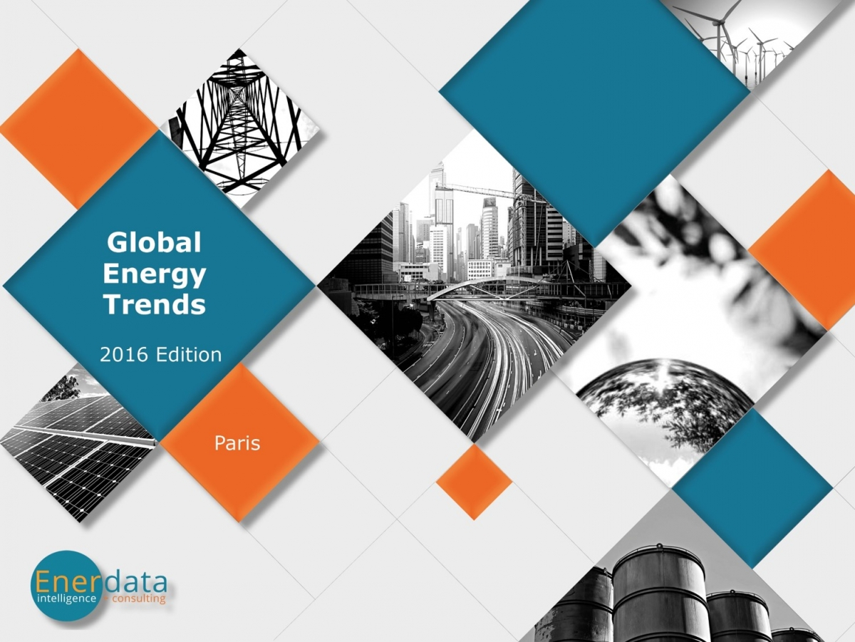 2016 Global Energy Trends publication