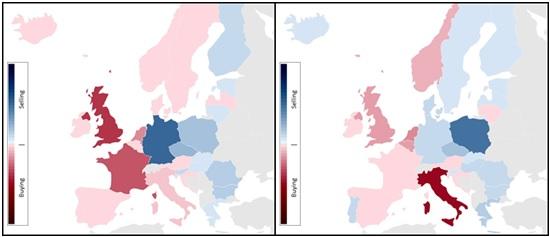 Emission permit trade cost (40% Scenario)