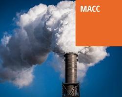 한계 저감 비용 곡선 - MACC