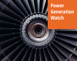 Power Generation Watch logo