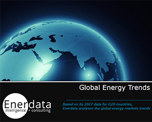 Global energy trends 2018 edition