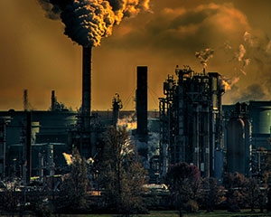 Industry emissions