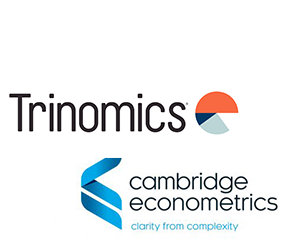 Trinomics and Cambridge Econometrics logo